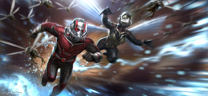 Quantum Realm trong Ant Man