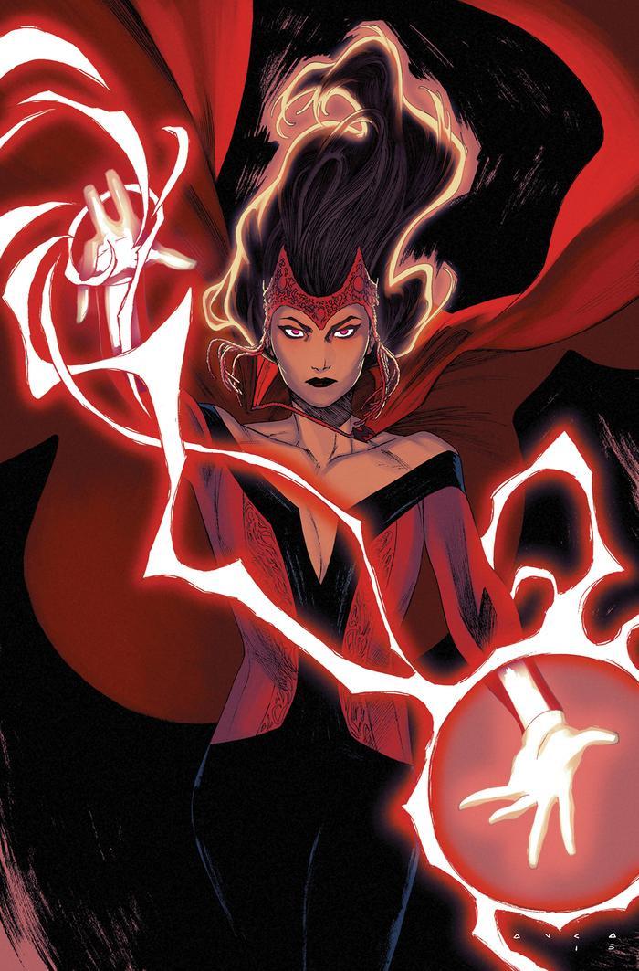 Doctor Strange 2: Scarlet Witch chính là Multiverse Madness? ảnh 4