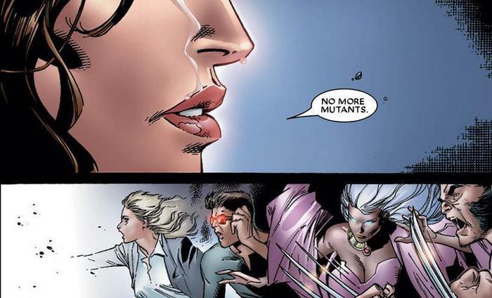 """""""No more mutants"""""""