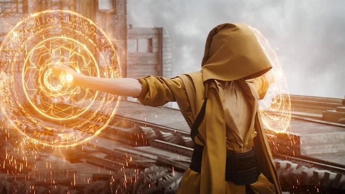 The Ancient One đã giải thích về cội nguồn của phép thuật cho Doctor Strange.