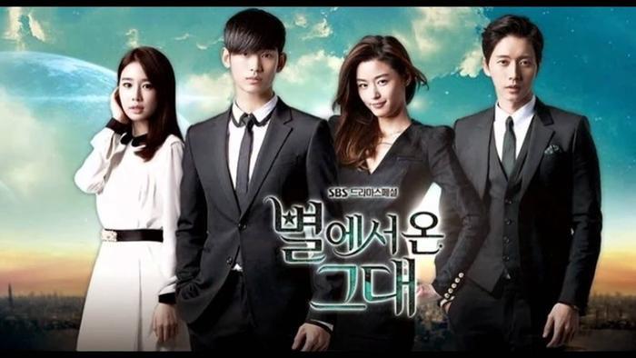 Vì sao đưa anh tới cùng Jeon Ji Hyun.