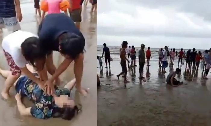 Vụ tai nạn đuối nước khiến 4 người chết đuối, 2 người mất tích và 5 người khác bị thương.