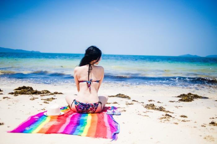 Tuyệt đối không đi tắm biển một mình. (Ảnh: Internet)