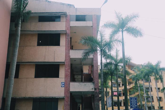 Khu nhà C.