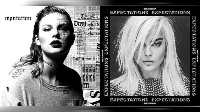 """Taylor Swift đã để lại bình luận dưới bài đăng của Bebe Rexha:""""DRAG THEM. 29 YEAR OLDS UNITE"""""""