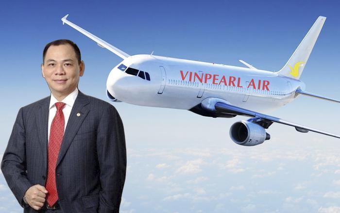"""Nếu hồ sơ xin cấp phép bay được chấp thuận, hãng hàng không Vinpearl Air của tỷ phú Phạm Nhật Vượng sẽ """"cất cánh"""" vào giữa năm 2020. (Ảnh: Internet)"""