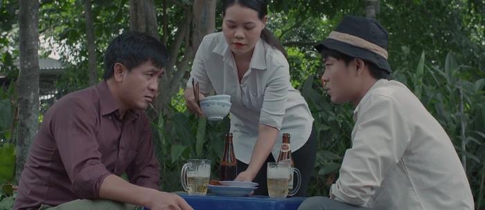 Được người quen giới thiệu công việc trên Sài Gòn…