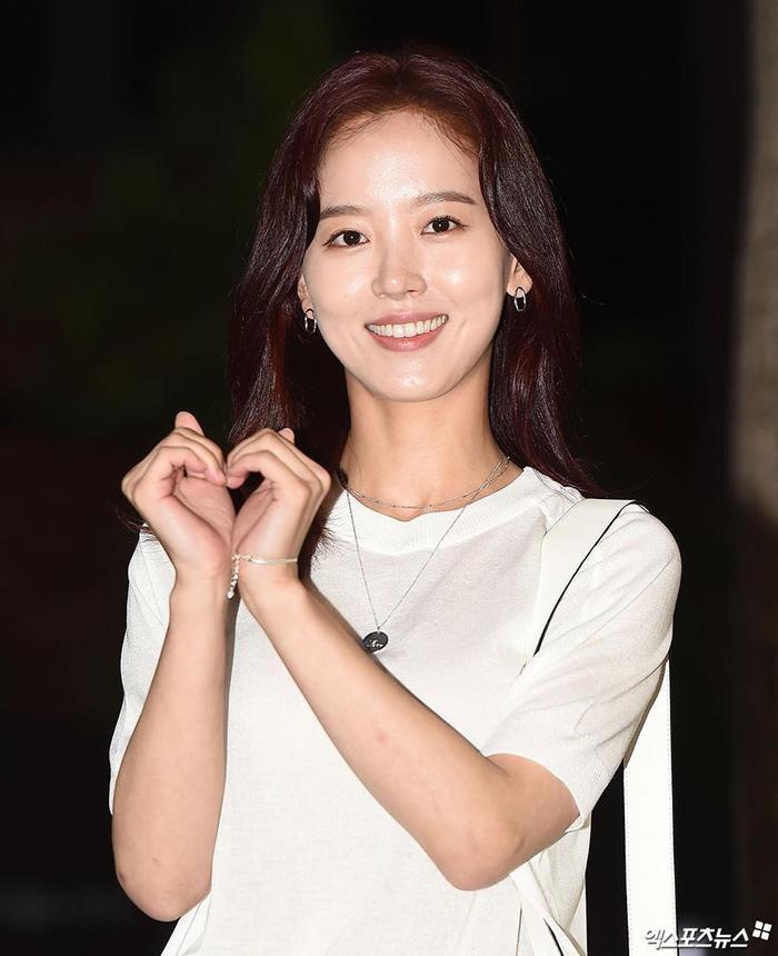 Kang Han-Na xinh đẹp