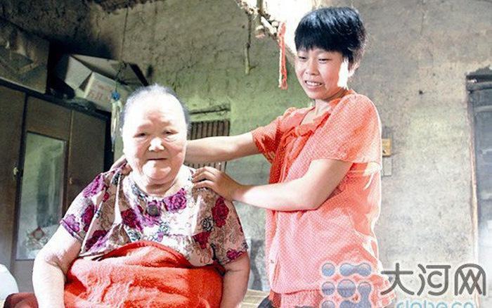 Vân Phi, Vân Phi, cô gái đã hy sinh cuộc sống từ năm 9 tuổi để kéo dài sự sống 16 năm cho mẹ nuôi.