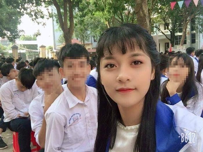 Hình ảnh Nguyễn Thị Vân Anh trước khi mất tích.