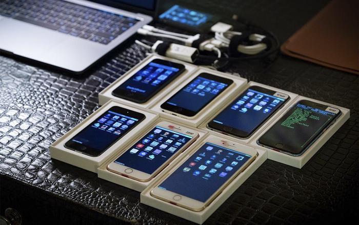 Những chiếc iPhone đặc biệt này rất được các hacker ưa chuộng.