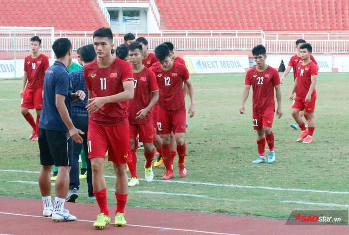 U18 Việt Nam rời vòng bảng trong sự thất vọng.