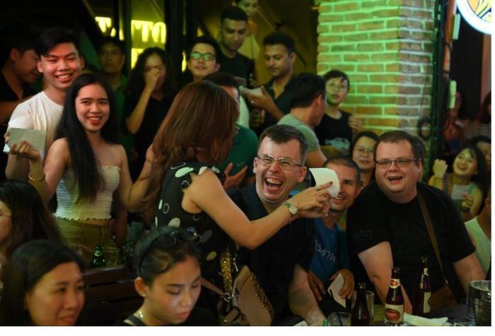 Với tinh thần càng đông càng vui, Đêm Sài Gòn chính là địa điểm tụ hợp lý tưởng.