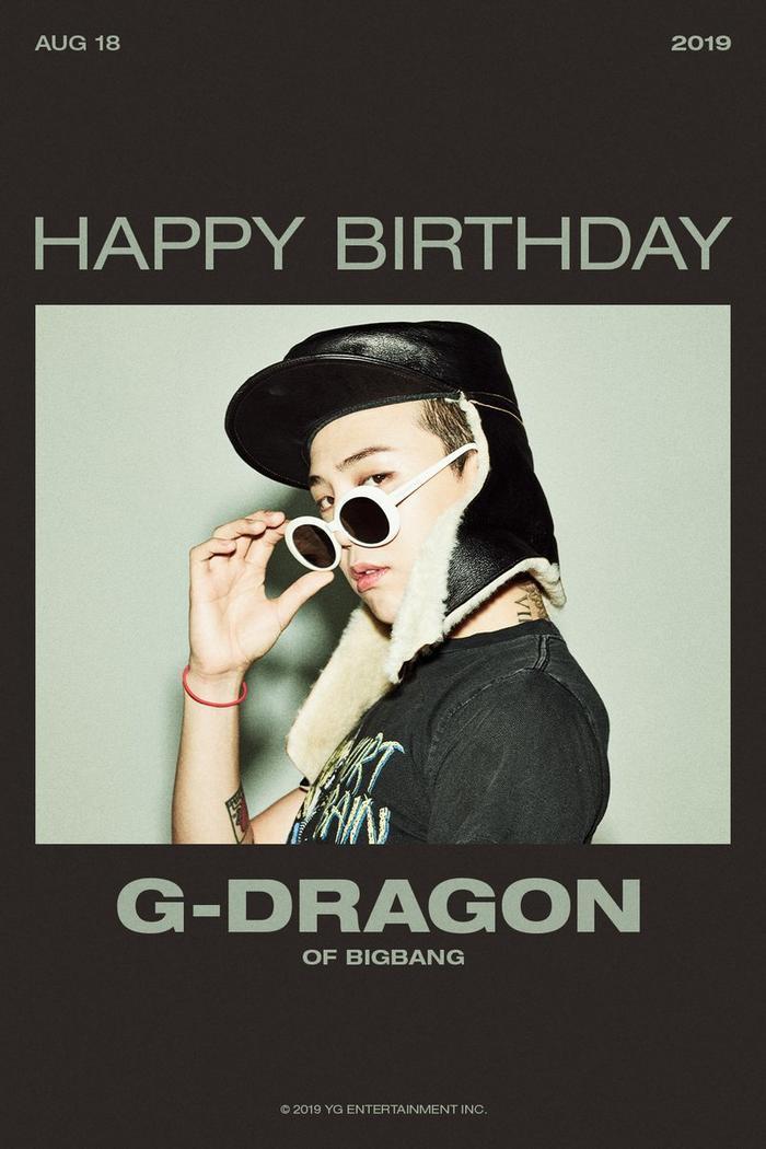 #Happy818GDay: Sinh nhật tuổi 32, tôi kể bạn nghe những điều thú vị về Kwon Ji Yong - chàng trai cung Sư Tử.