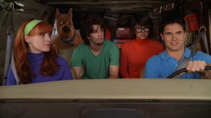 Trừ Scooby-Doo thì ai cũng ngủm.