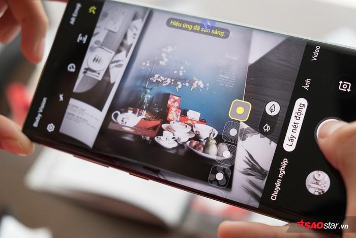 Samsung Galaxy Note10+ có thể đáp ứng được nhu cầu của cả những người dùng mong muốn trải nghiệm chỉnh tay đa dạng hoặc chụp hình tự động nhưng vẫn cho chất lượng hình ảnh tốt.