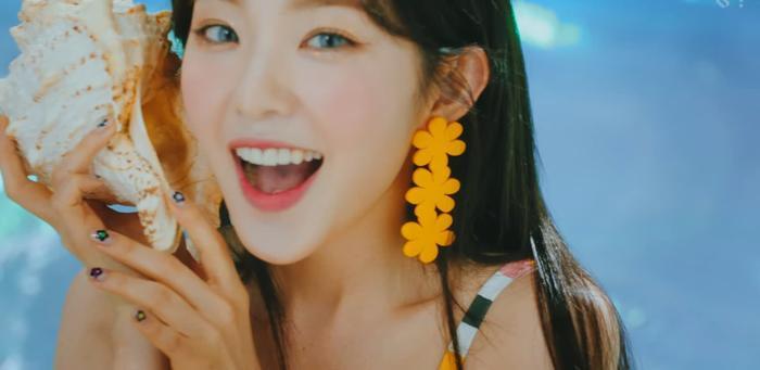 Red Velvet chính thức tung teaser MV Umpah Umpah: Những quý cô mùa Hè có làm bạn xao xuyến? ảnh 4