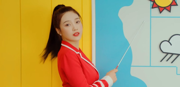 Red Velvet chính thức tung teaser MV Umpah Umpah: Những quý cô mùa Hè có làm bạn xao xuyến? ảnh 5