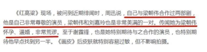 Truyền thông Hong Kong: Châu Tấn từng là con giáp thứ 13, mang thai với Lương Triều Vỹ nhưng lại sinh non? ảnh 8
