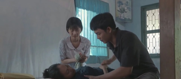 Tập 9 phim Bán chồng: Tiền khám bệnh cho mẹ bỗng thành tiền trả nợ của Như, Vui bao giờ mới thôi dại gái? ảnh 4