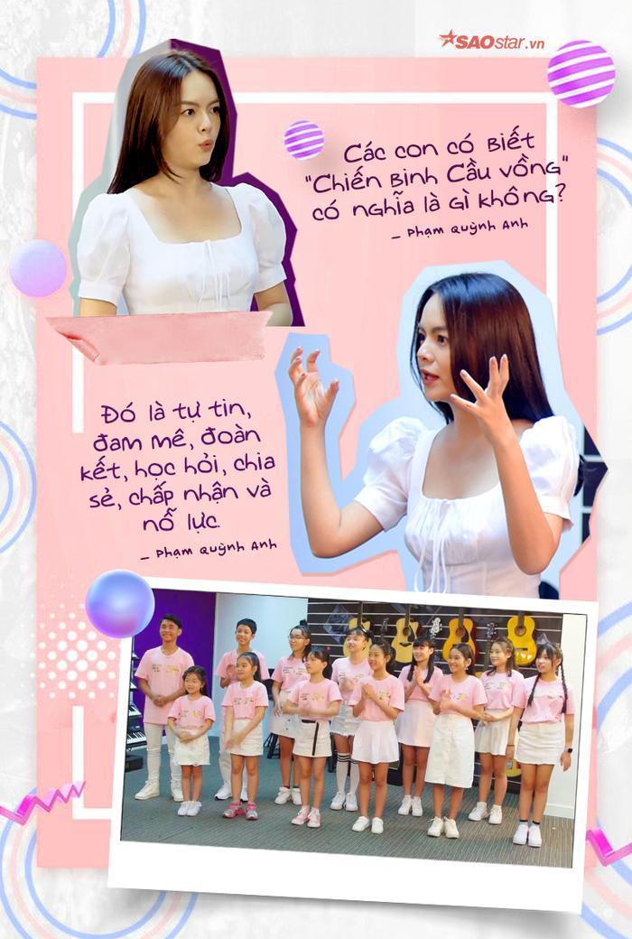 The Voice Kids 2019: Hương Giang duyên dáng làm hoa hậu thân thiện, Dương Cầm rơi nước mắt vì trò cưng ảnh 3