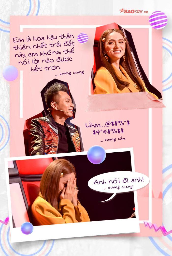The Voice Kids 2019: Hương Giang duyên dáng làm hoa hậu thân thiện, Dương Cầm rơi nước mắt vì trò cưng ảnh 2