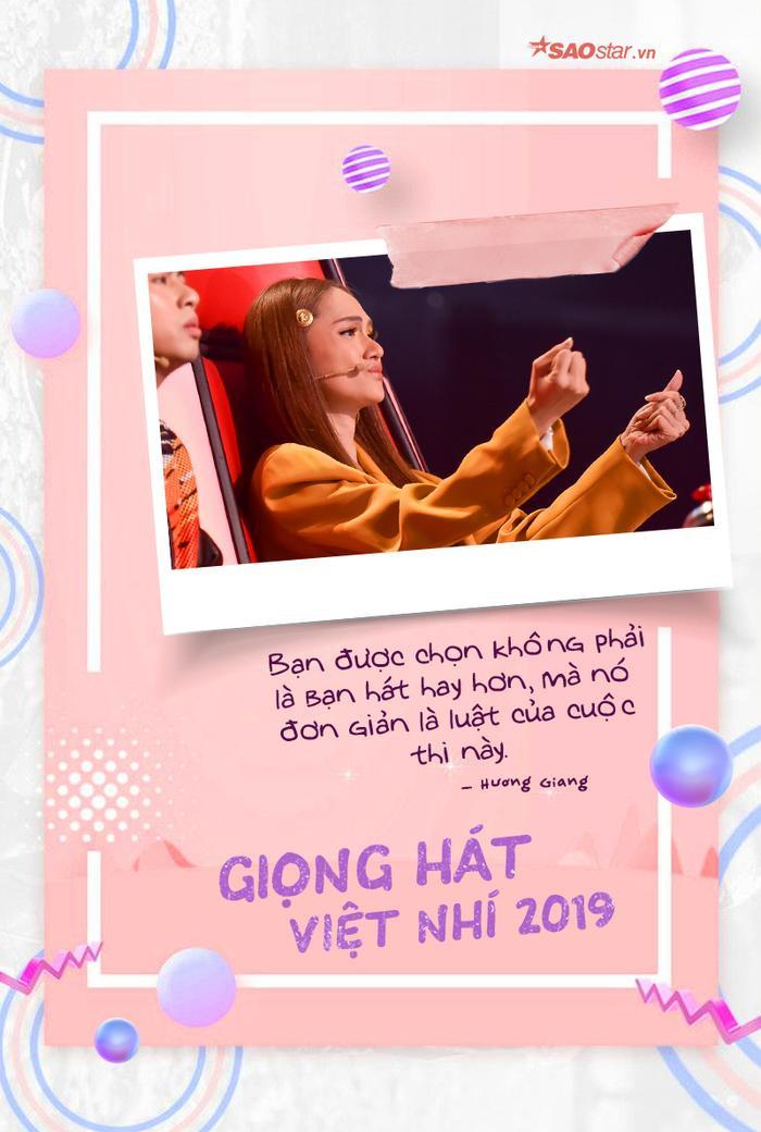 The Voice Kids 2019: Hương Giang duyên dáng làm hoa hậu thân thiện, Dương Cầm rơi nước mắt vì trò cưng ảnh 0
