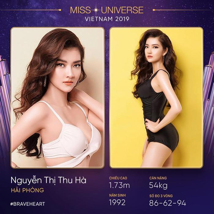 Fan tiếc nuối vì những người đẹp quá tuổi phải chấm dứt giấc mơ Miss Universe Vietnam 2019 ảnh 3