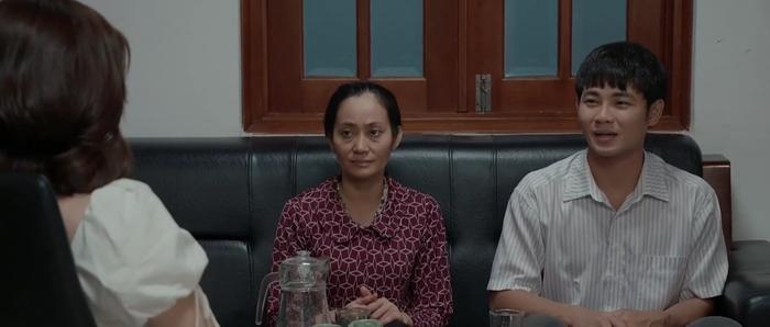 Bà Tâm (NSƯT Hạnh Thúy) từ chối lời đề nghị của Ngọc (Cao Thái Hà)
