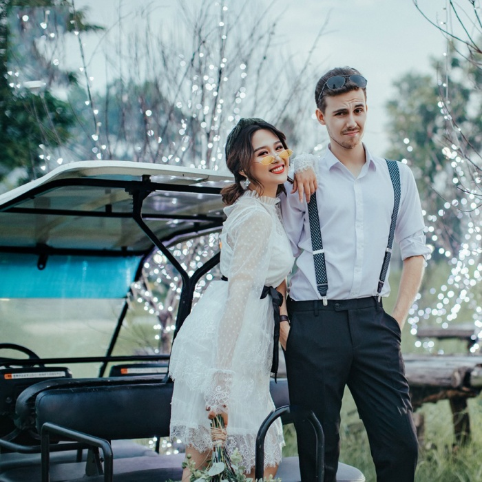 Các cặp đôi cũng sẽ có thêm kiến thức về lễ cưới cũng như tuần trăng mật