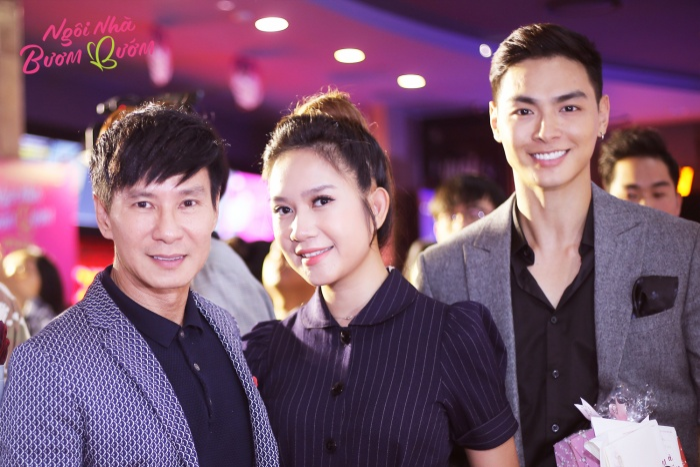 Vợ chồng Lý Hải - Minh Hà
