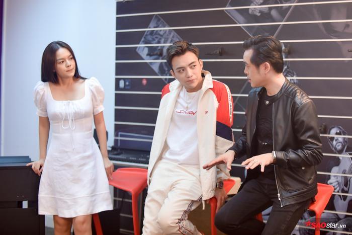 Soobin Hoàng Sơn trở thành cố vấn cho đội Phạm Quỳnh Anh - Dương Khắc Linh.