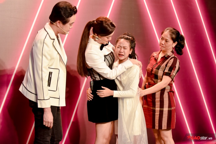 Phạm Quỳnh Anh - Dương Khắc Linh quyết định dùng quyền cứu để trao cho Diệp Nhi thêm một cơ hội đi tiếp.