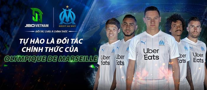 JBO Vietnam đạt thỏa thuận hợp đồng đối tác châu Á với Marseille ảnh 0