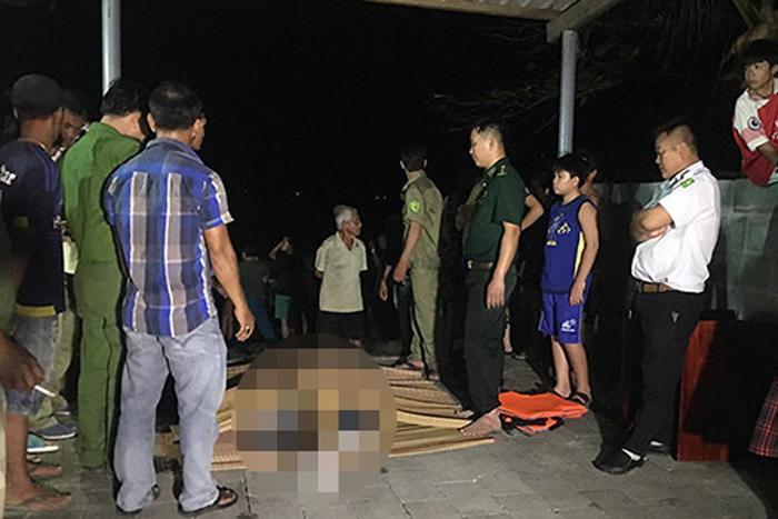 Trong số 4 sinh viên bị sóng cuốn tử vong, có 1 nam sinh là sinh viên ĐH Công nghệ TP.HCM. Ảnh: Vietnamnet