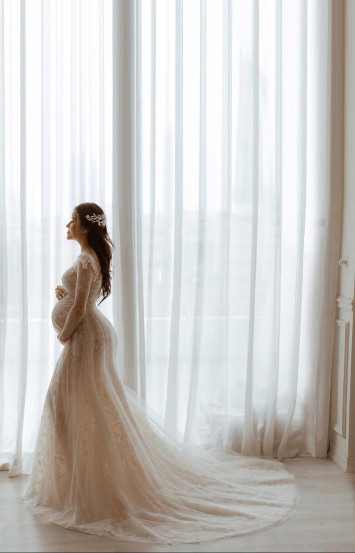 Huyền Dung The Voice hạnh phúc đón công chúa đầu lòng: Thai nghén gian nan, đã biết thế nào là 'đau như đau đẻ'
