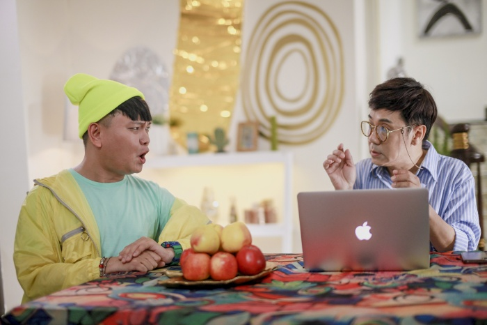 Trịnh Tú Trung là nam phụ đầy thu hút và độc đáo của điện ảnh Việt năm nay.