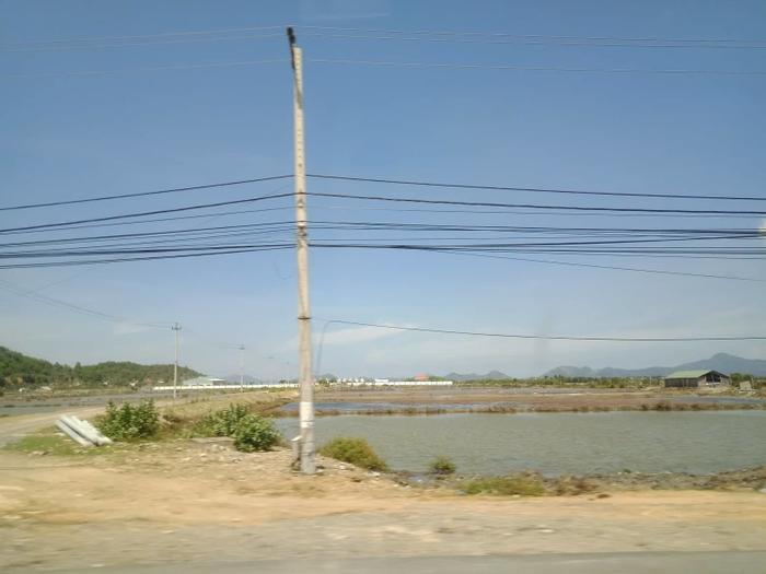 Khu vực biển xã Cam Thịnh Đông, nơi xảy ra vụ đuối nước thương tâm. (Ảnh: VNN)