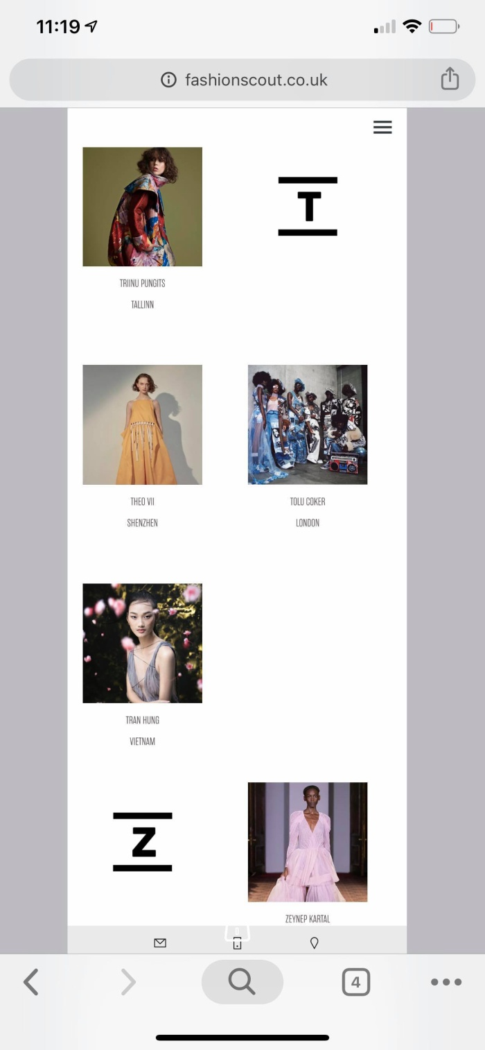 NTK Trần Hùng đem BST lên sàn diễn tại London Fashion Week 2019 ảnh 4