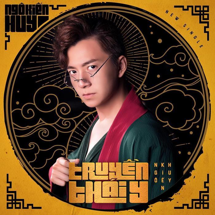 MV Truyền Thái Y giúp cho Ngô Kiến Huy đạt được thành tích top 1 trending lần đầu tiên trong sự nghiệp.