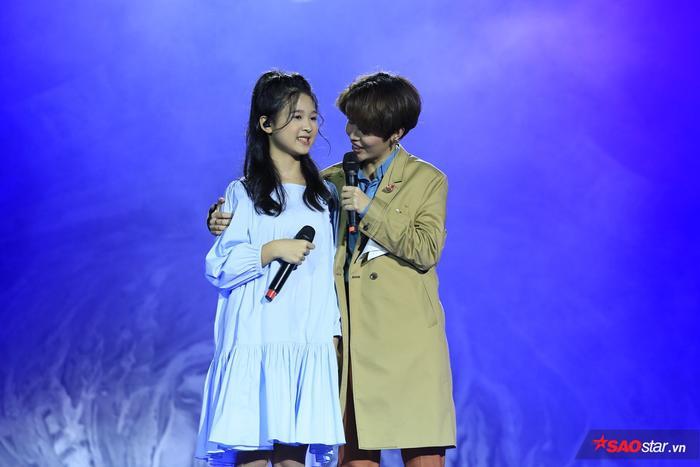 Nữ ca sĩ tin rằng, cô học trò của mình trong tương lai sẽ còn tiến xa hơn nữa trên chặng đường âm nhạc.