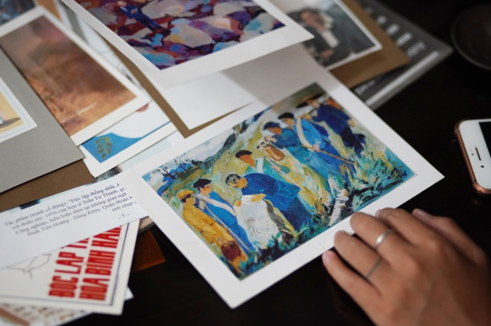 Rất nhiều tác phẩm về Chủ tịch Hồ Chí Minh, về người dân ra đời.