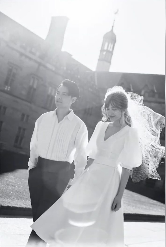 Ngắm nhìn loạt ảnh cưới hạnh phúc của Đông Nhi  Ông Cao Thắng trước thềm hôn lễ thế kỷ 9/11 ảnh 25