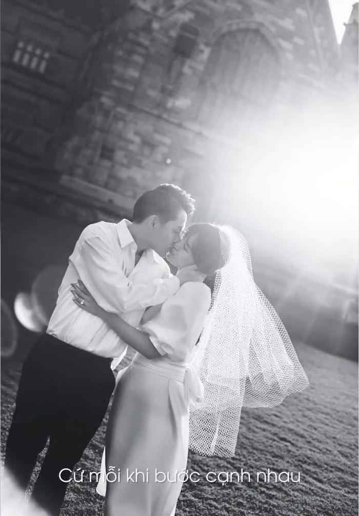 Ngắm nhìn loạt ảnh cưới hạnh phúc của Đông Nhi  Ông Cao Thắng trước thềm hôn lễ thế kỷ 9/11 ảnh 26