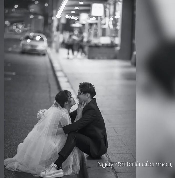 Ngắm nhìn loạt ảnh cưới hạnh phúc của Đông Nhi  Ông Cao Thắng trước thềm hôn lễ thế kỷ 9/11 ảnh 16