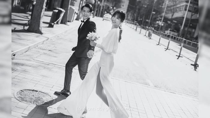 Ngắm nhìn loạt ảnh cưới hạnh phúc của Đông Nhi  Ông Cao Thắng trước thềm hôn lễ thế kỷ 9/11 ảnh 6