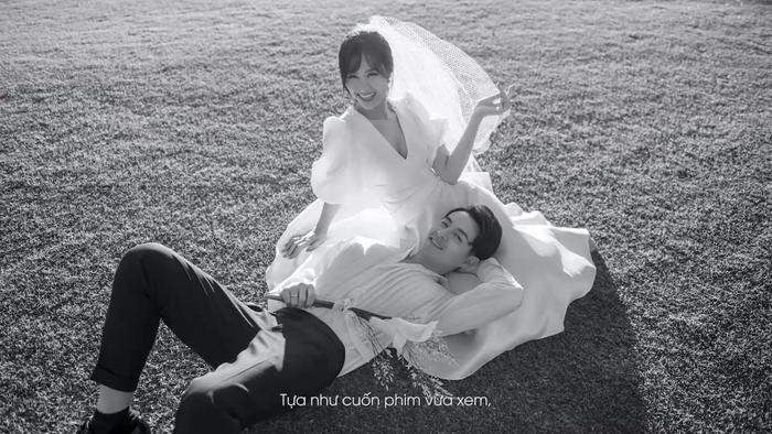 Ngắm nhìn loạt ảnh cưới hạnh phúc của Đông Nhi  Ông Cao Thắng trước thềm hôn lễ thế kỷ 9/11 ảnh 9
