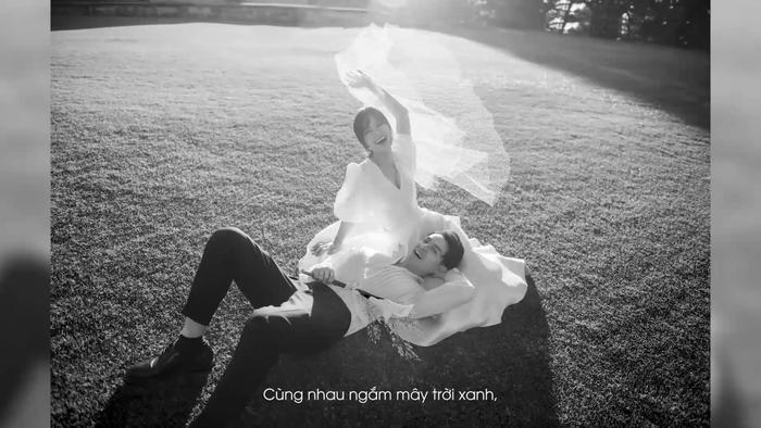 Ngắm nhìn loạt ảnh cưới hạnh phúc của Đông Nhi  Ông Cao Thắng trước thềm hôn lễ thế kỷ 9/11 ảnh 11