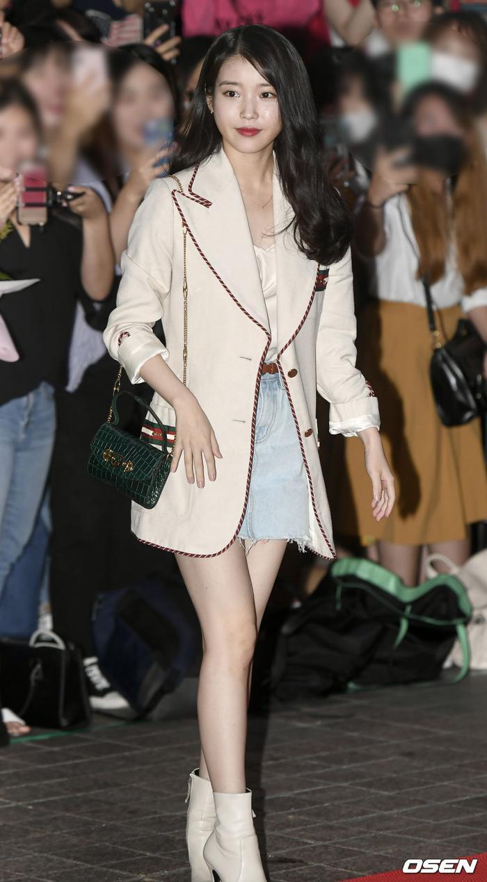 Yeo Jin Goo  IU và P.O rạng rỡ tại tiệc liên hoan kết phim Hotel Del Luna ảnh 3