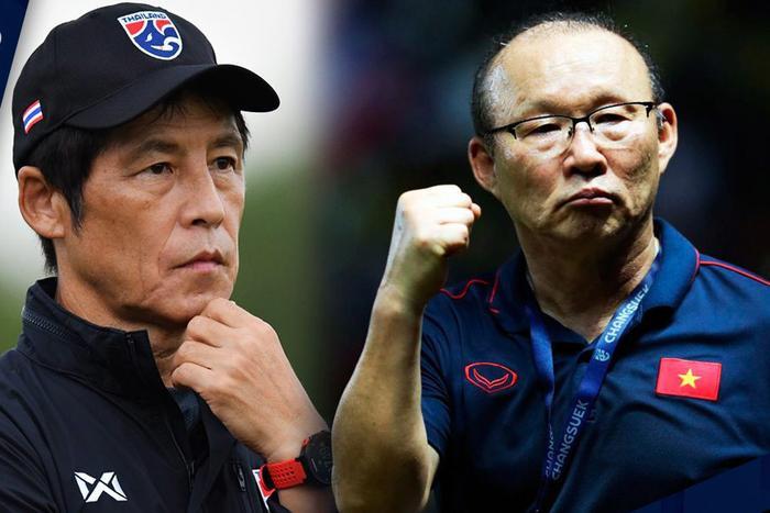 HLV Nishino Akira và thầy Park và duyên nợ trong quá khứ.